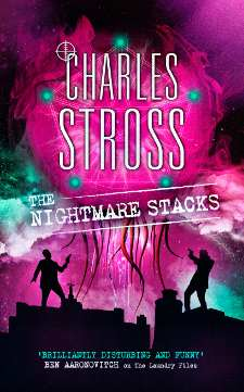 The Nightmare Stacks, by Charles Stross (cover image)