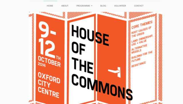 House of the Commons cover image