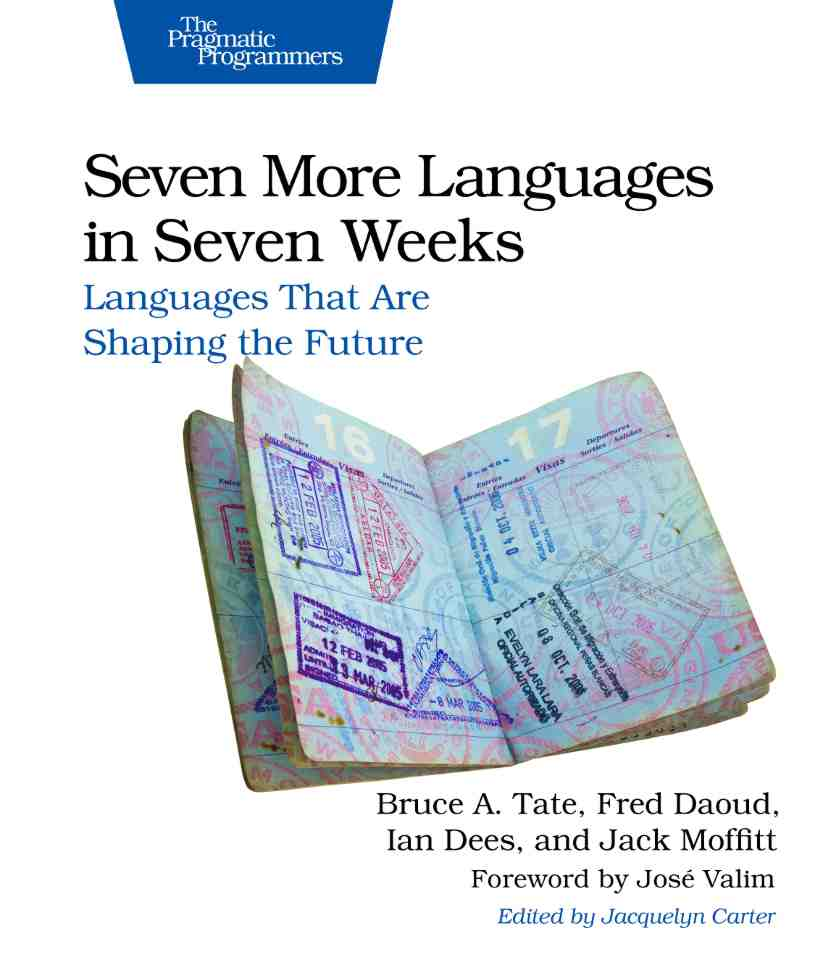 Seven More Languages: Elm Day One cover image