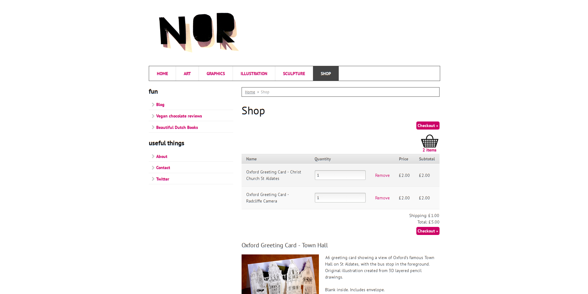 Making nor's shop with simplecart.js cover image