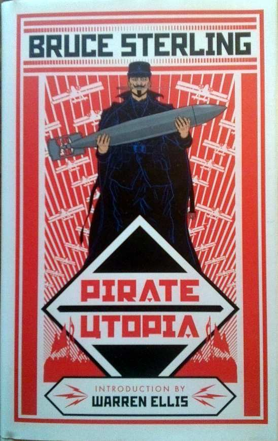 Pirate Utopia, cover image