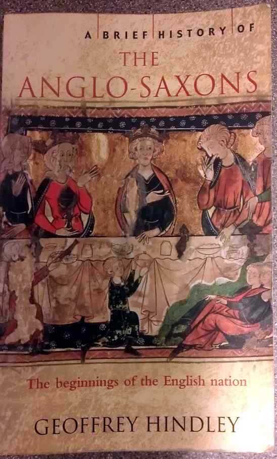 Brief History of the Anglo Saxons cover image