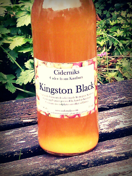 Review — Ciderniks Kingston Black cover image