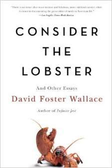 Consider the Lobster (cover image)