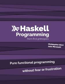 Haskell programming from first principles book cover