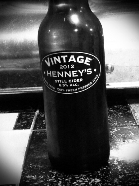 Review — Henney's Vintage cover image