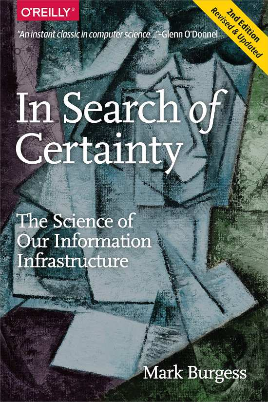 In search of certainty cover