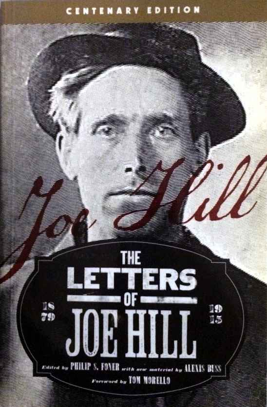 The letters of Joe Hill ed Phillip Foner (cover image)