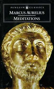 Cover of Meditations by Marcus Aurelius