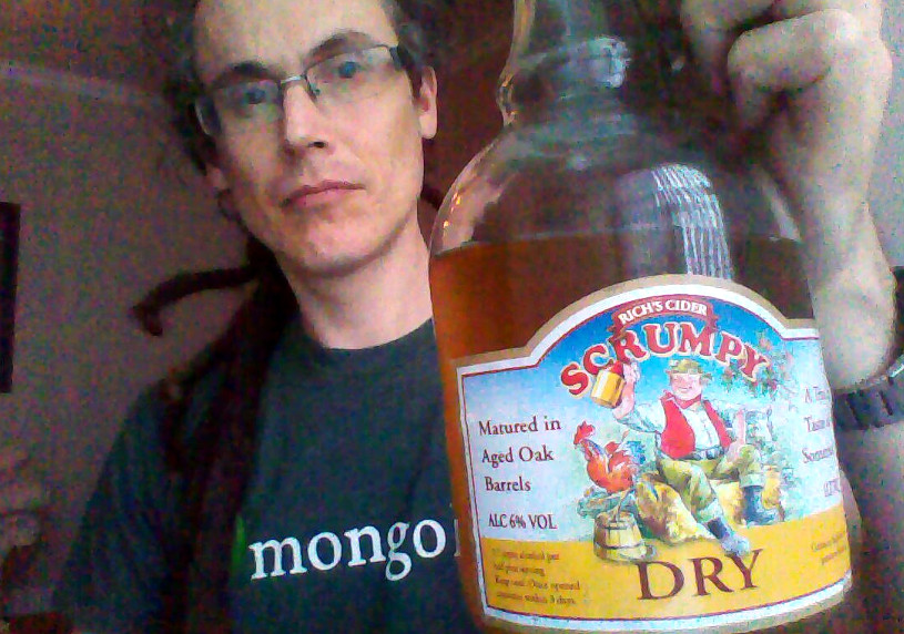 Review — Rich's Cider Scrumpy (Dry) cover image