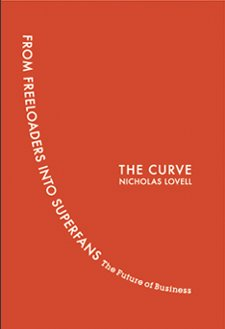 Cover of The Curve by Nicholas Lovell